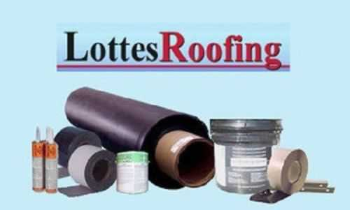 EPDM Rubber Roof Roofing Kit COMPLETE - 1,250 sq.ft.
