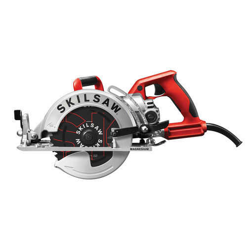 Factory-Reconditioned SKILSAW SPT77WML-RT 7-1/4 in. Lightweight Magnesium Worm Drive Circular Saw (Refurbished)
