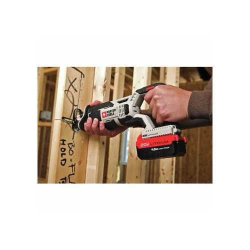Porter-Cable PCC670B 20V MAX Cordless Lithium-Ion Reciprocating Saw (Bare Tool)